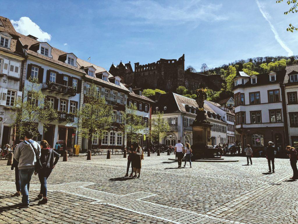 Ein Roadtrip durch Deutschland