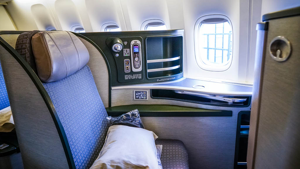 EVA Air Business Class Angebote