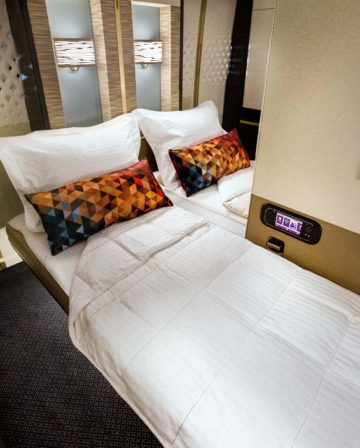 Etihad First Class Apartment günstig Fliegen