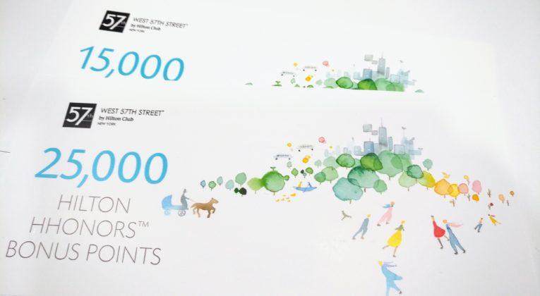 40.000 Hilton Honors für eine Stunde zuhören