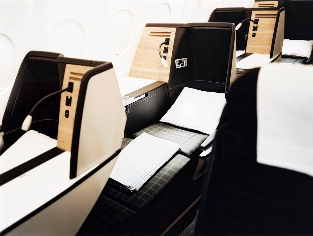 Günstige Business Class Angebote nach Asien