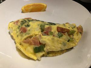 DoubleTree Metropolitan New York Frühstück