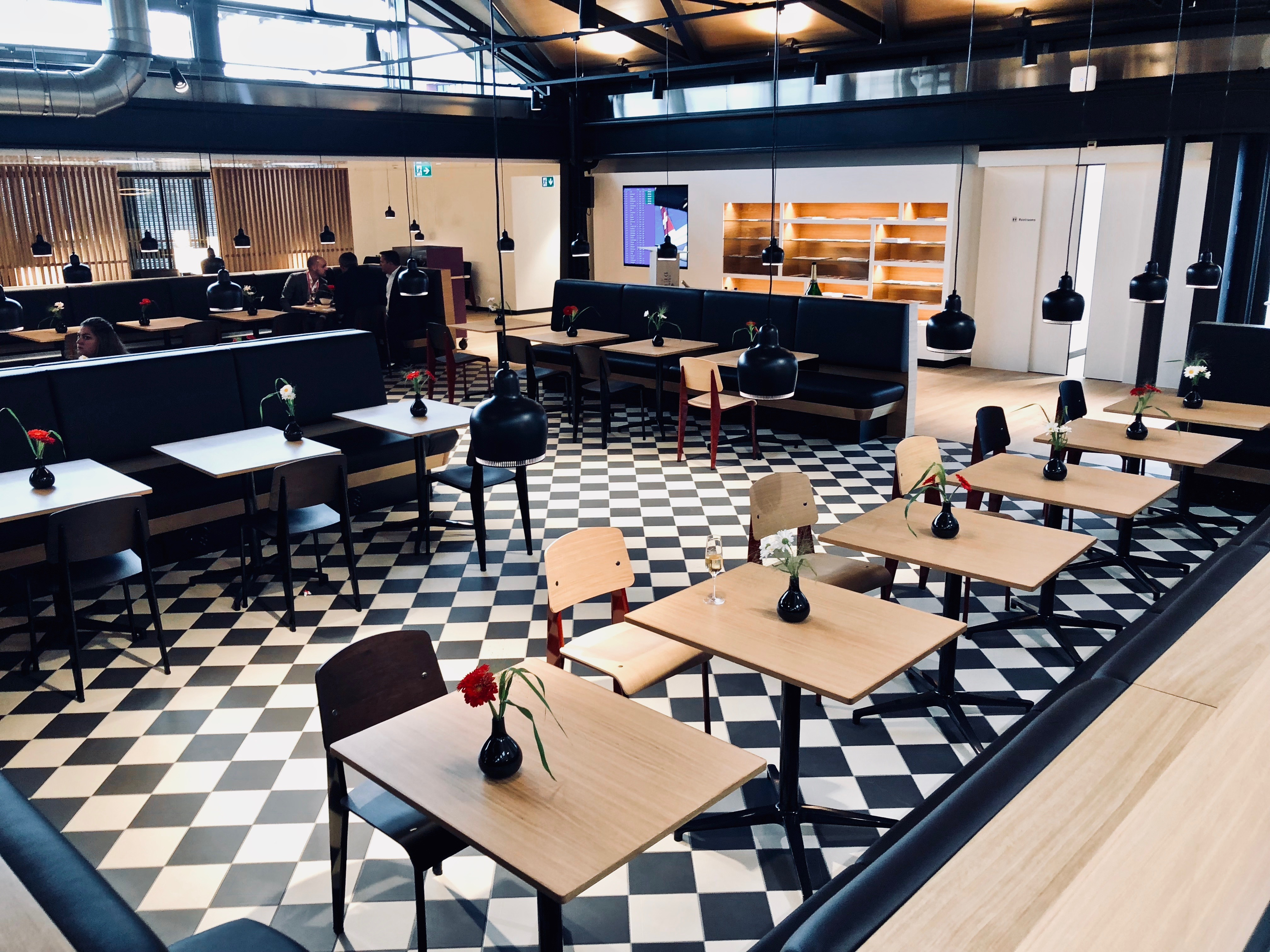 New SWISS lounges in Zurich