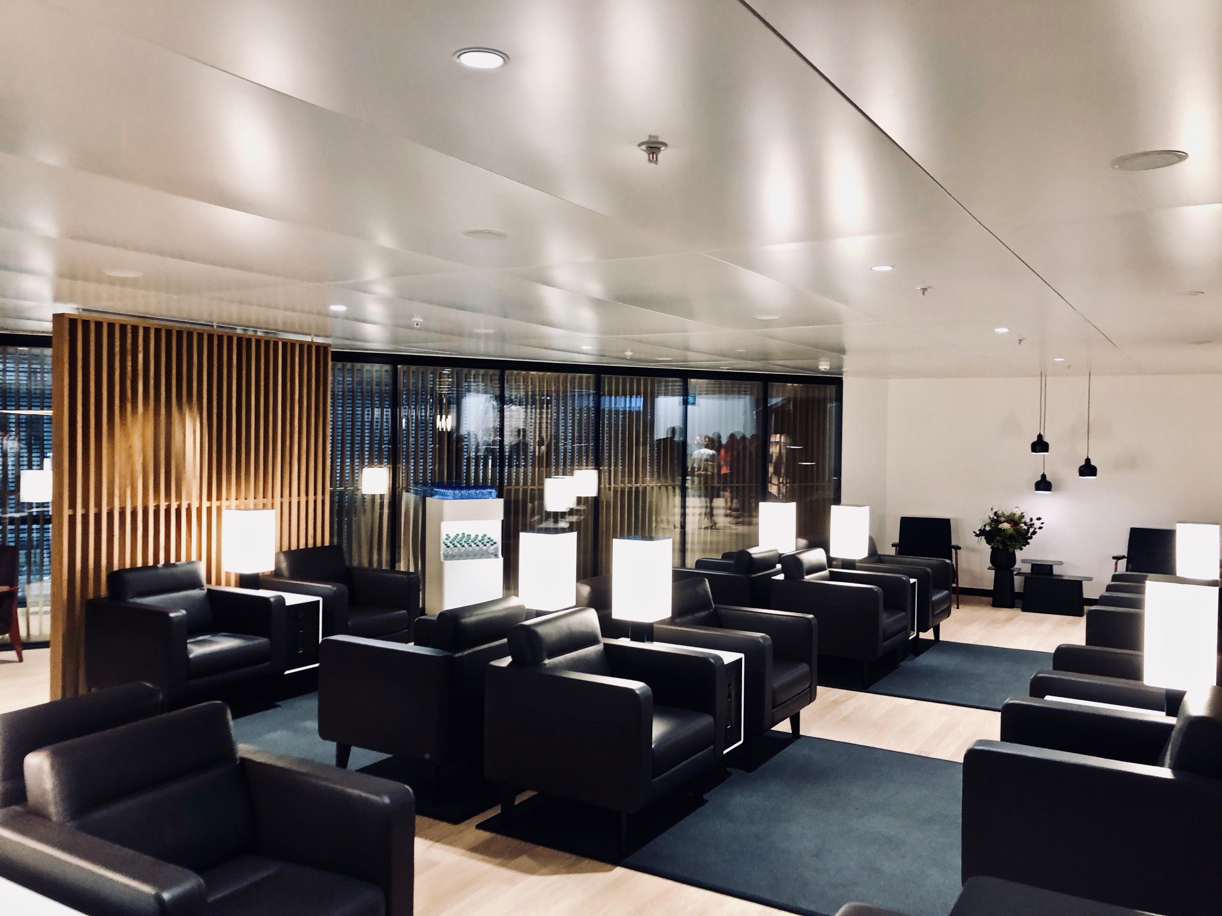 Neue SWISS Lounges in Zürich
