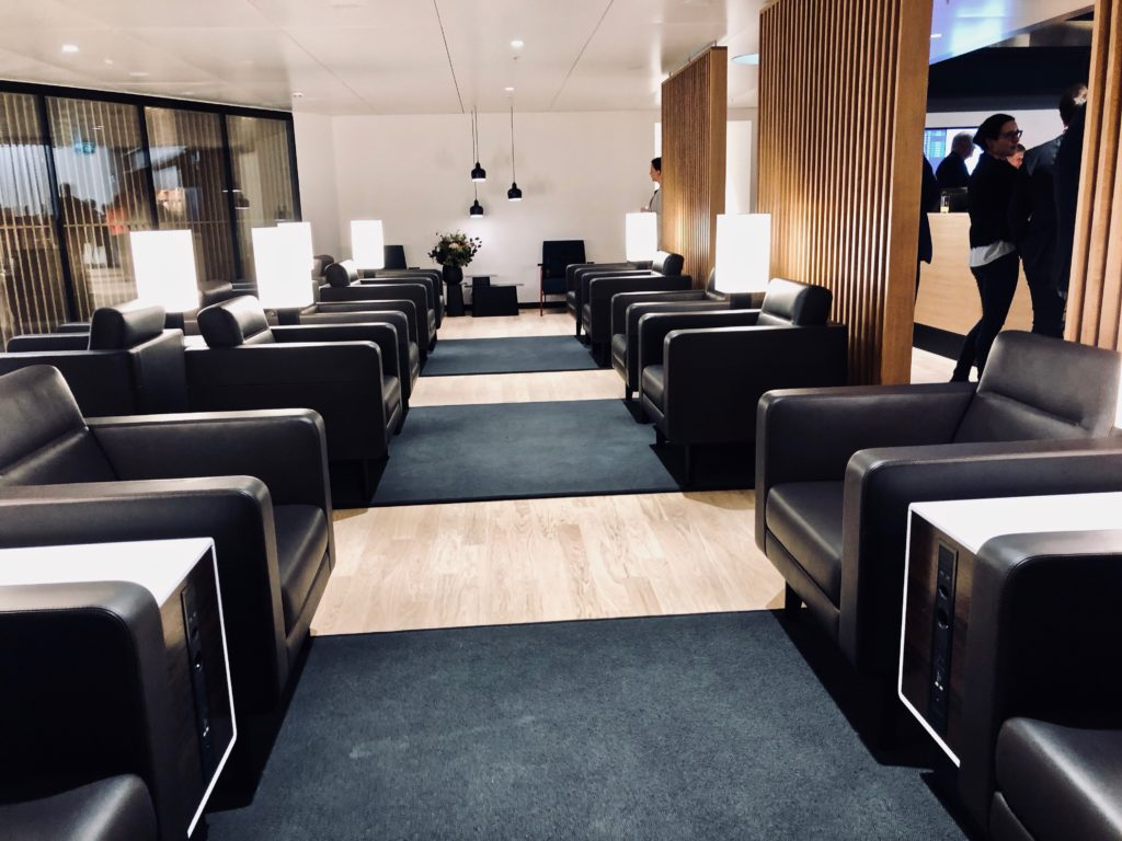 New SWISS lounges in Zurich
