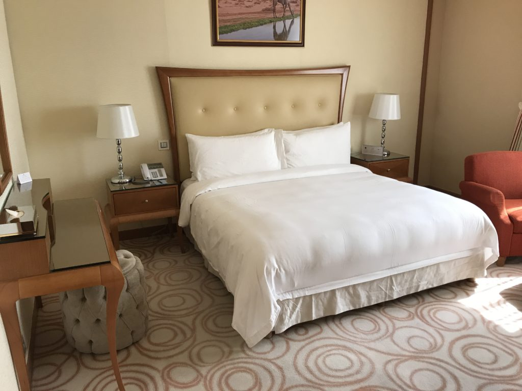The Ritz-Carlton Riyadh Zimmer
