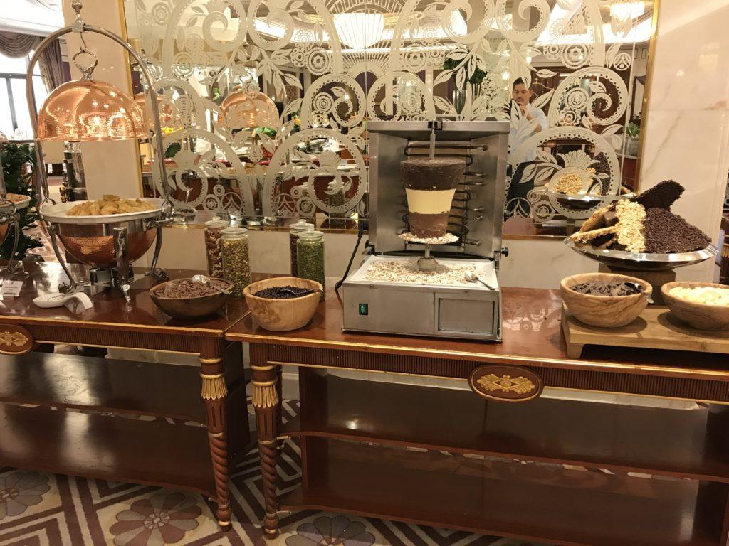 The Ritz-Carlton Riyadh Brunch