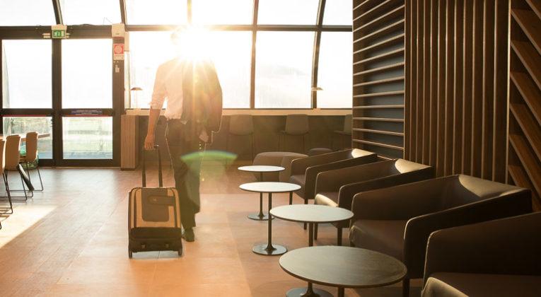 Neue Star Alliance Lounge Rom