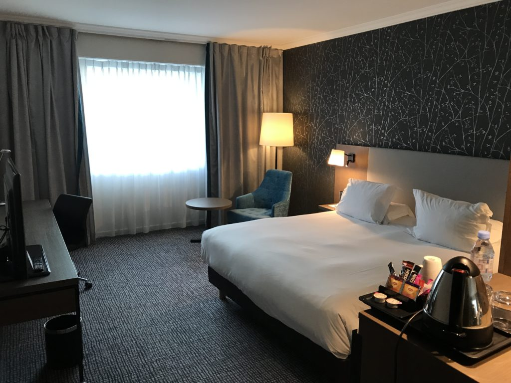 Hilton Paris Charles de Gaulle Airport Executive Room