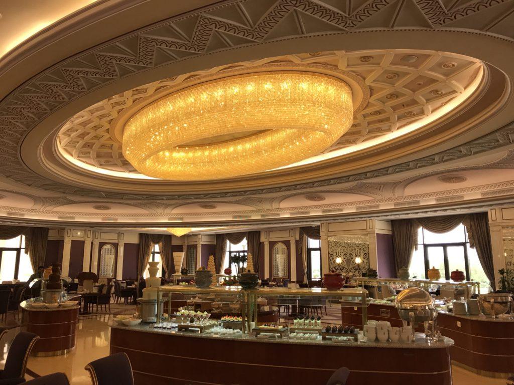 The Ritz-Carlton Riyadh Restaurant