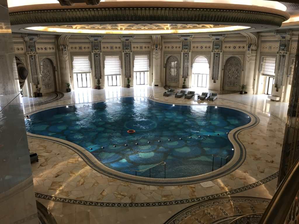 The Ritz-Carlton Riyadh Pool