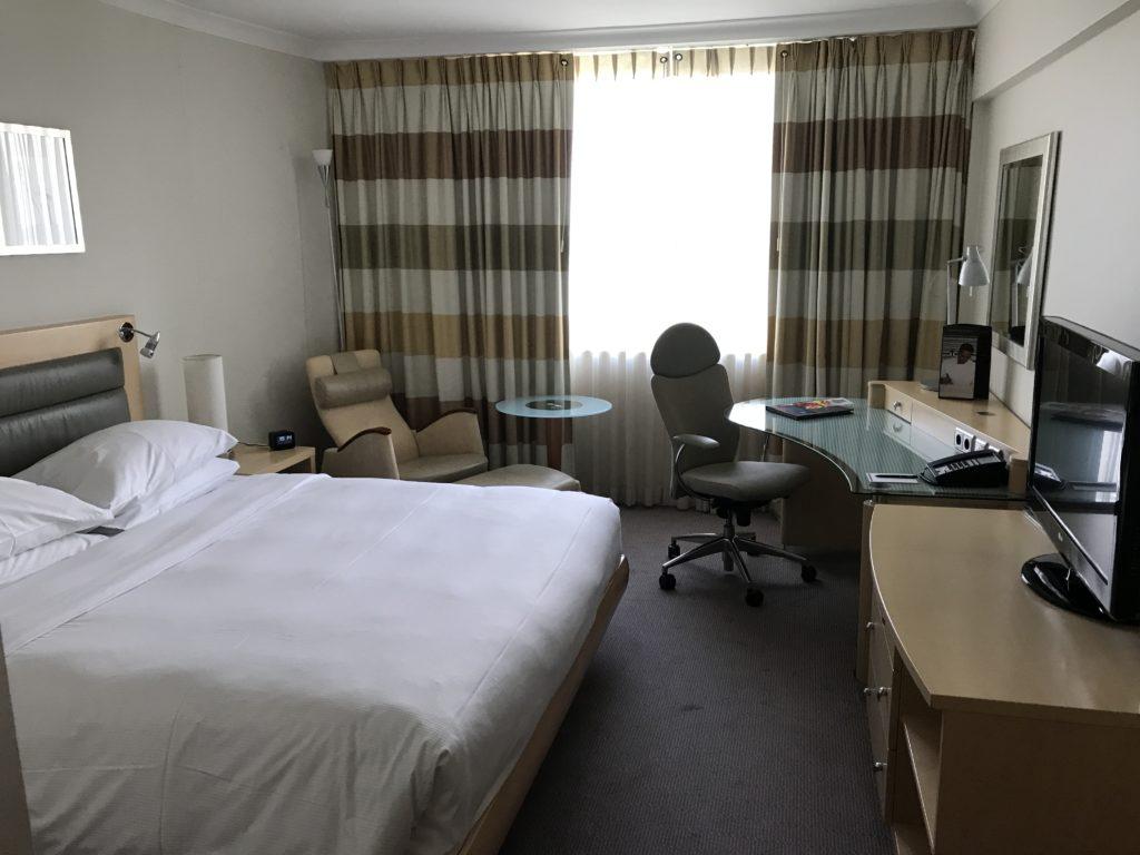 Hilton Düsseldorf Executive Room