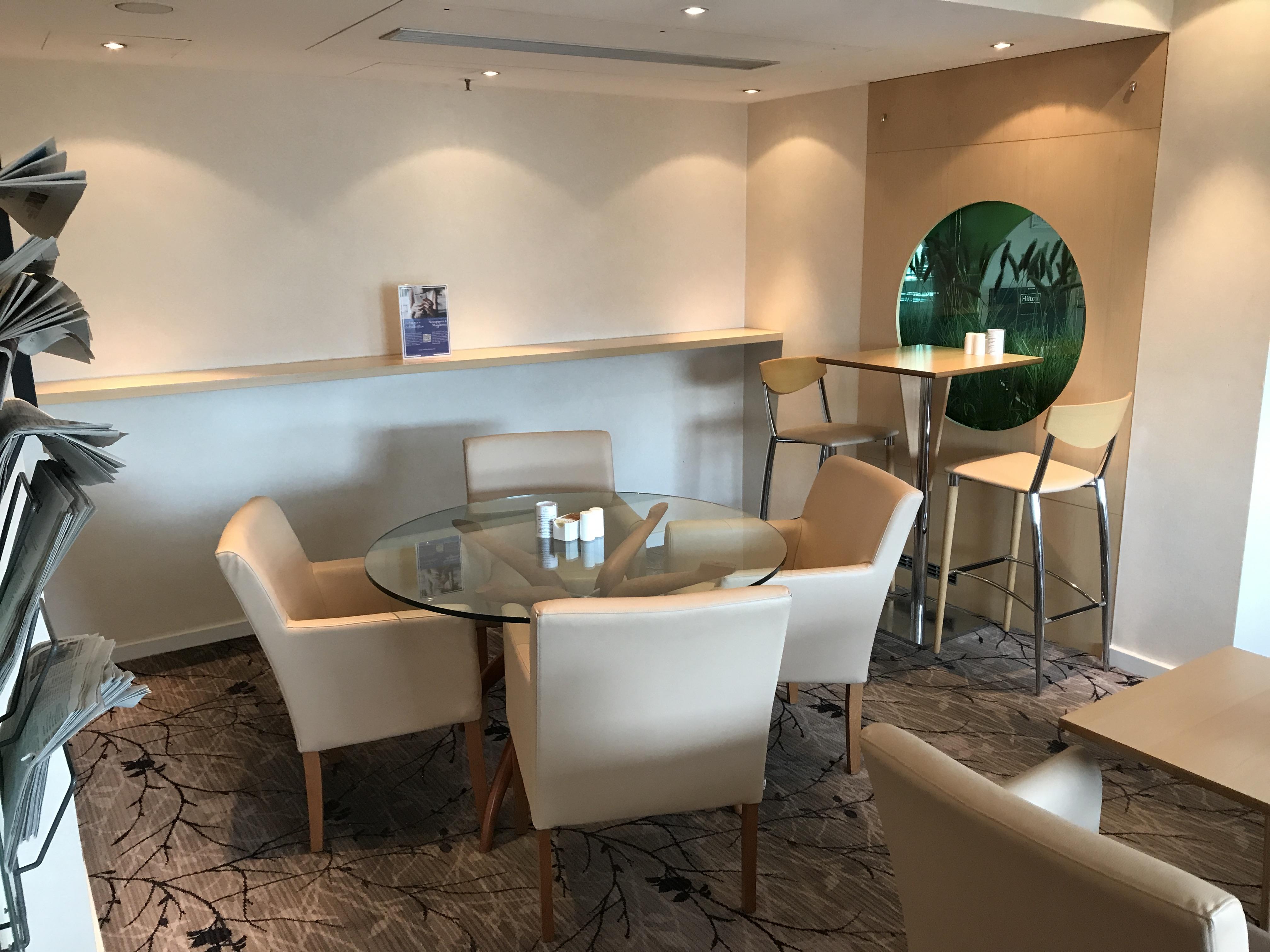 Hilton Düsseldorf Executive Lounge