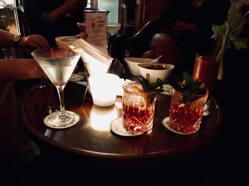 Lindner Hotel Main Plaza Hotel Harrys New York Bar