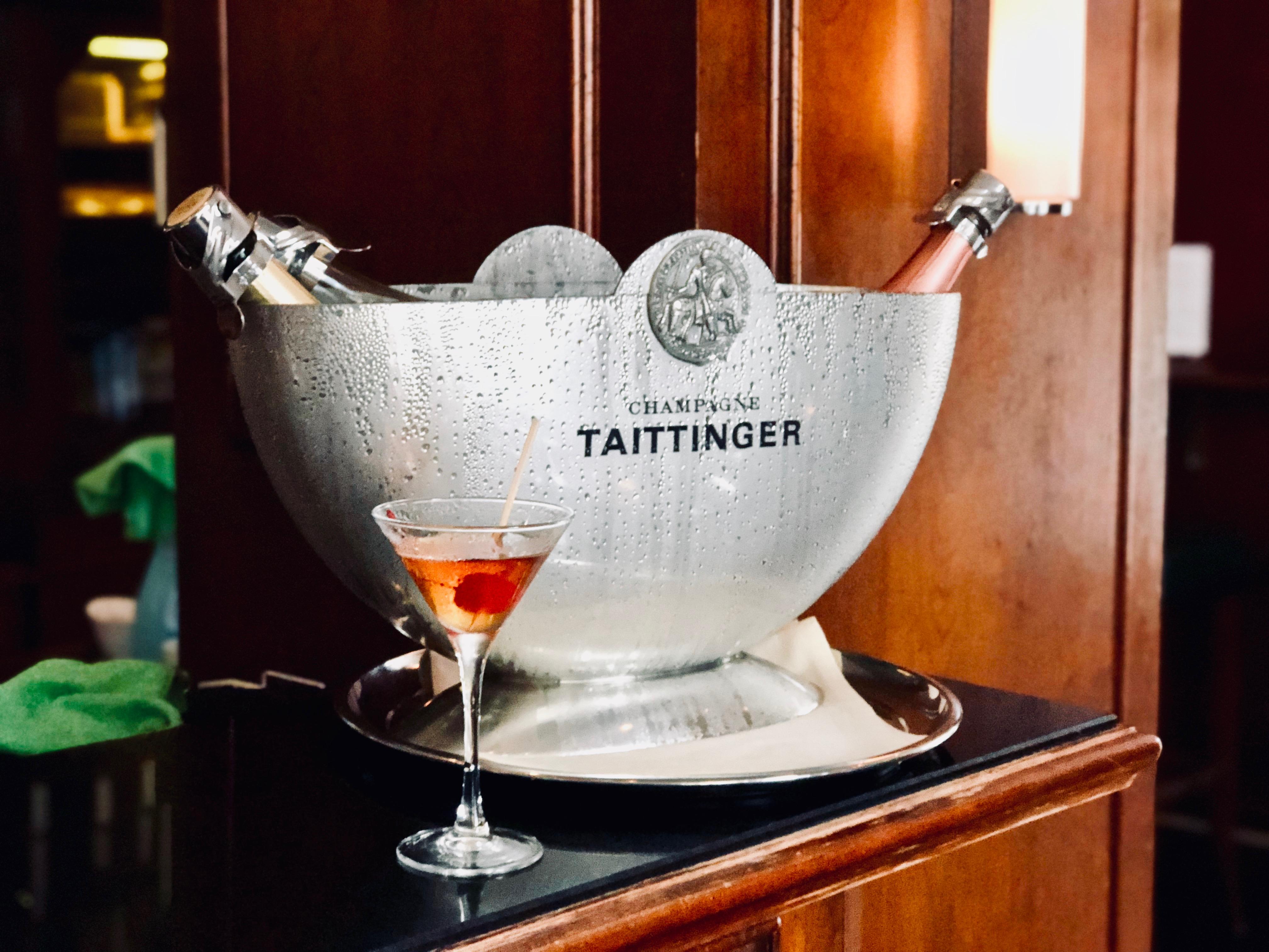 Lindner Hotel Frankfurt Main Plaza Harrys New York Bar