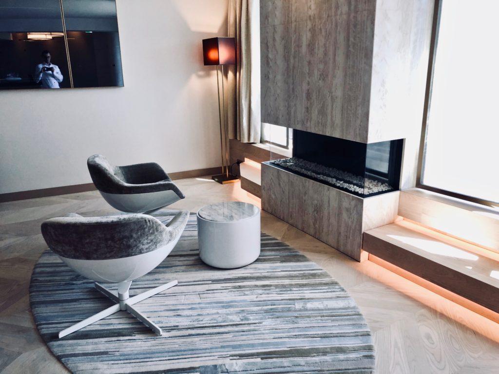 The Ritz-Carlton Wolfsburg Club Lounge