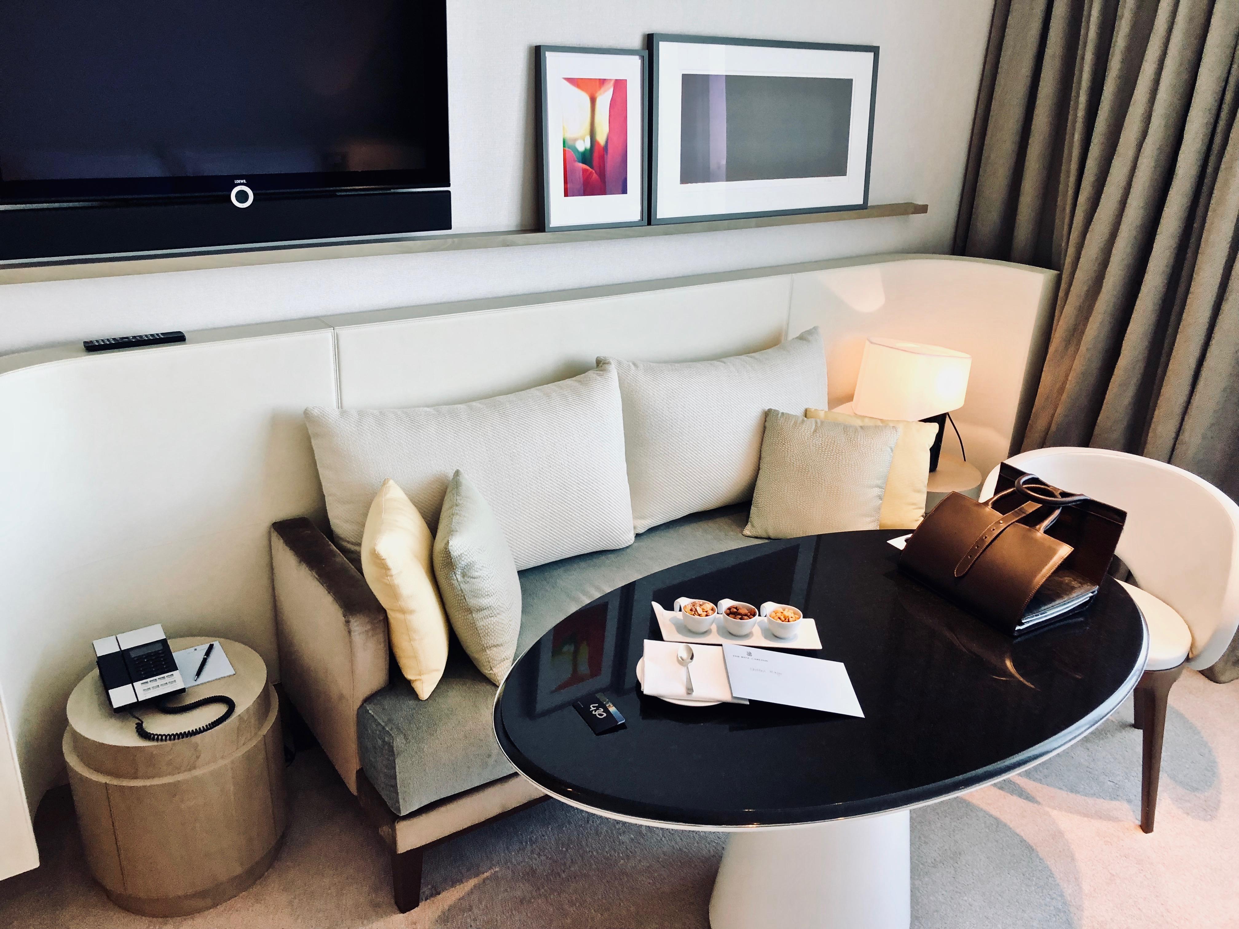 The Ritz-Carlton Wolfsburg Club Room