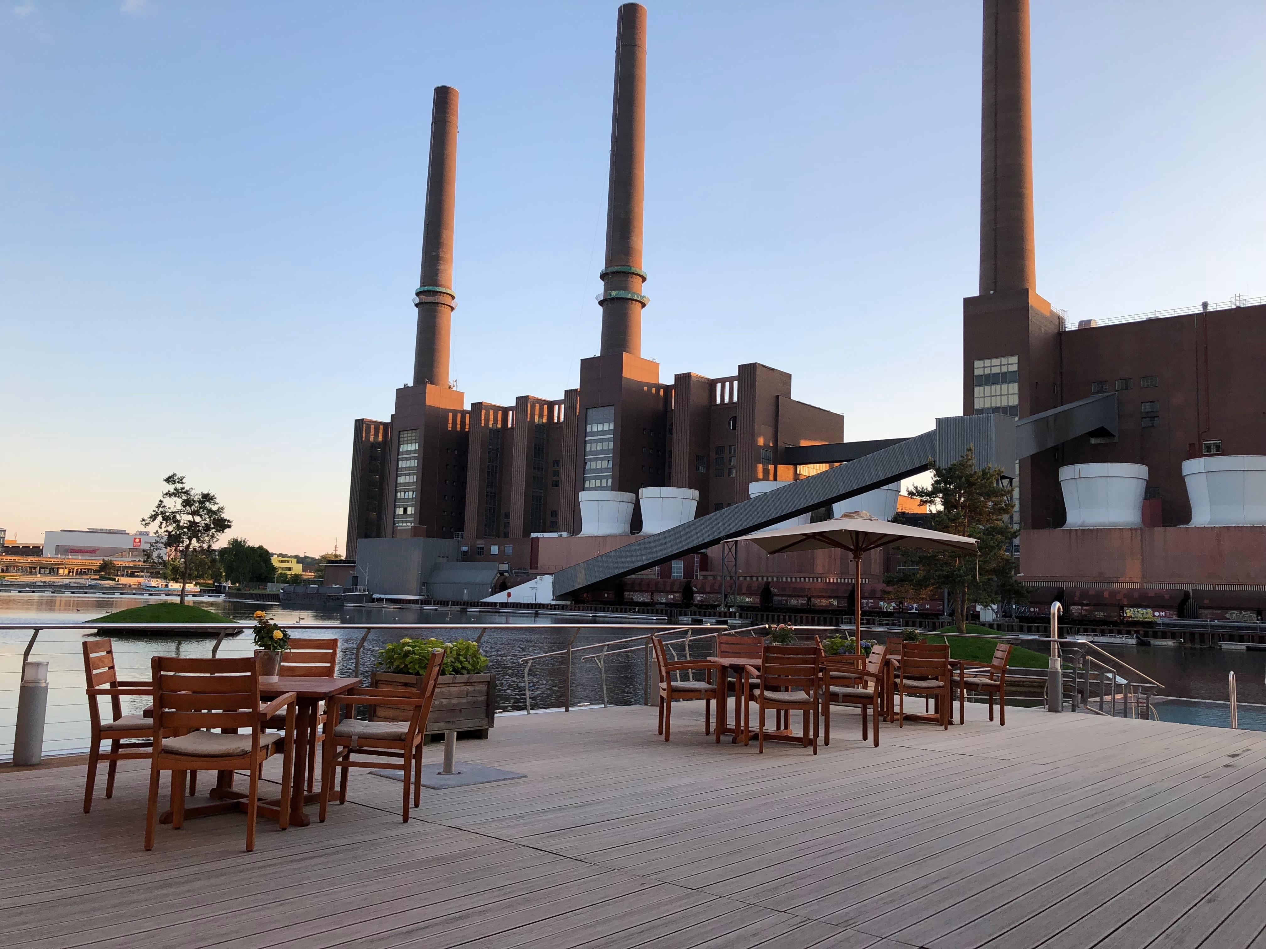 The Ritz-Carlton Wolfsburg Kraftwerk