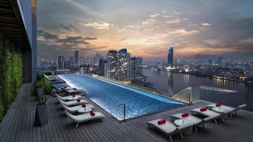 Die schönsten Rooftop-Pools der Welt