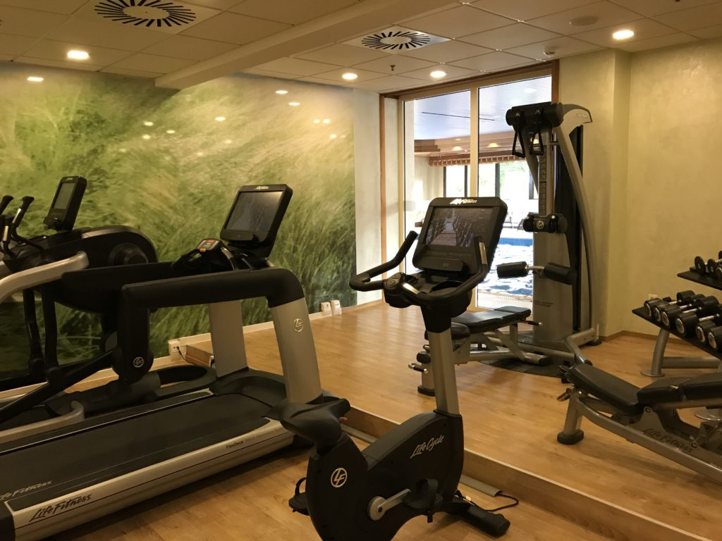 The Westin Bellevue Dresden Fitness