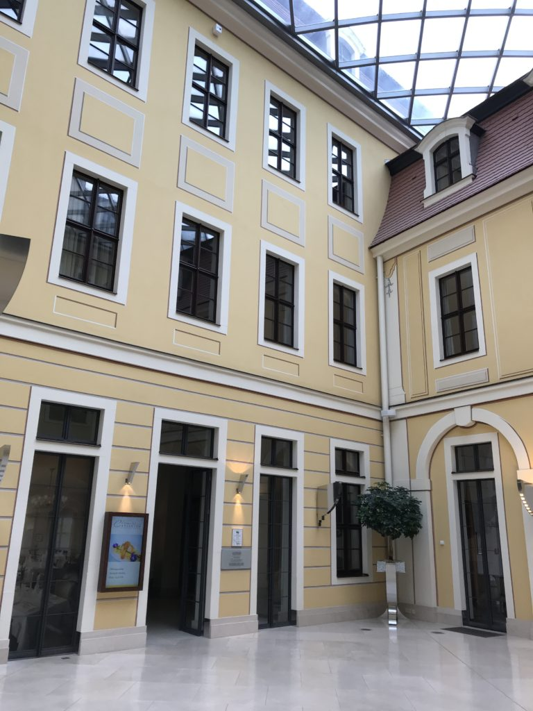 The Westin Bellevue Dresden Lobby