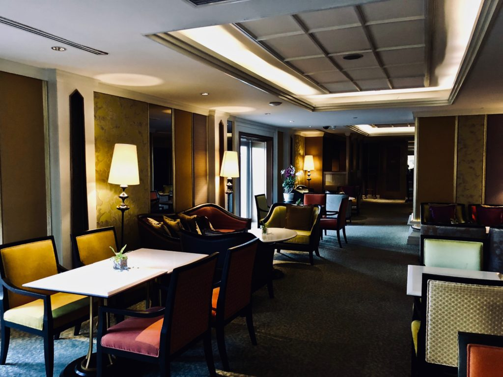 Dusit Thani Bangkok Club Lounge