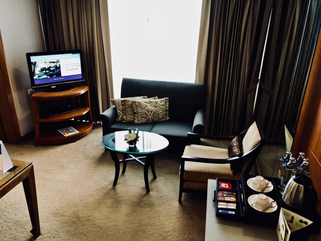 Dusit Thani Bangkok Club Room