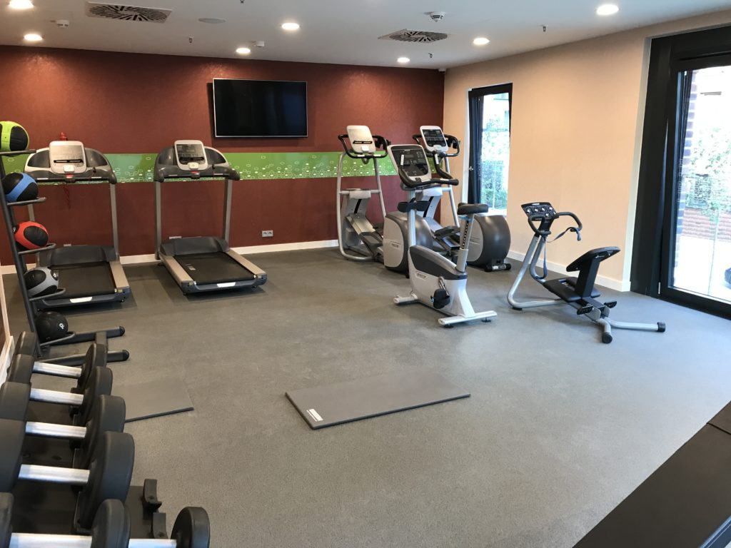 Hampton by Hilton Hamburg City Centre Fitness