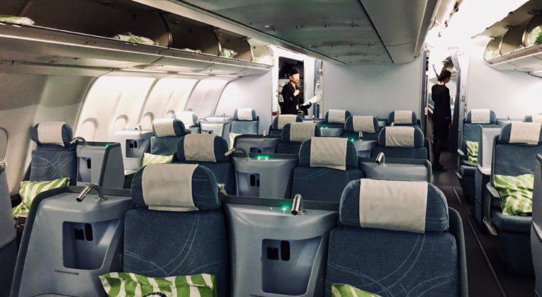 Finnair Business Class A330