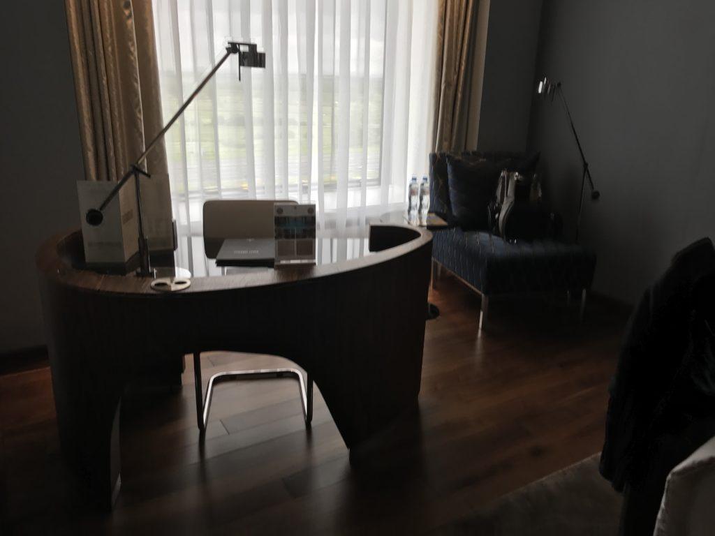 Hilton St. Petersburg Deluxe Suite