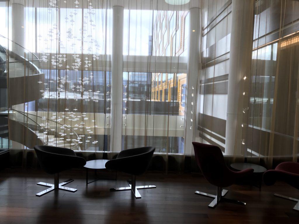 Hilton St. Petersburg Executive Lounge