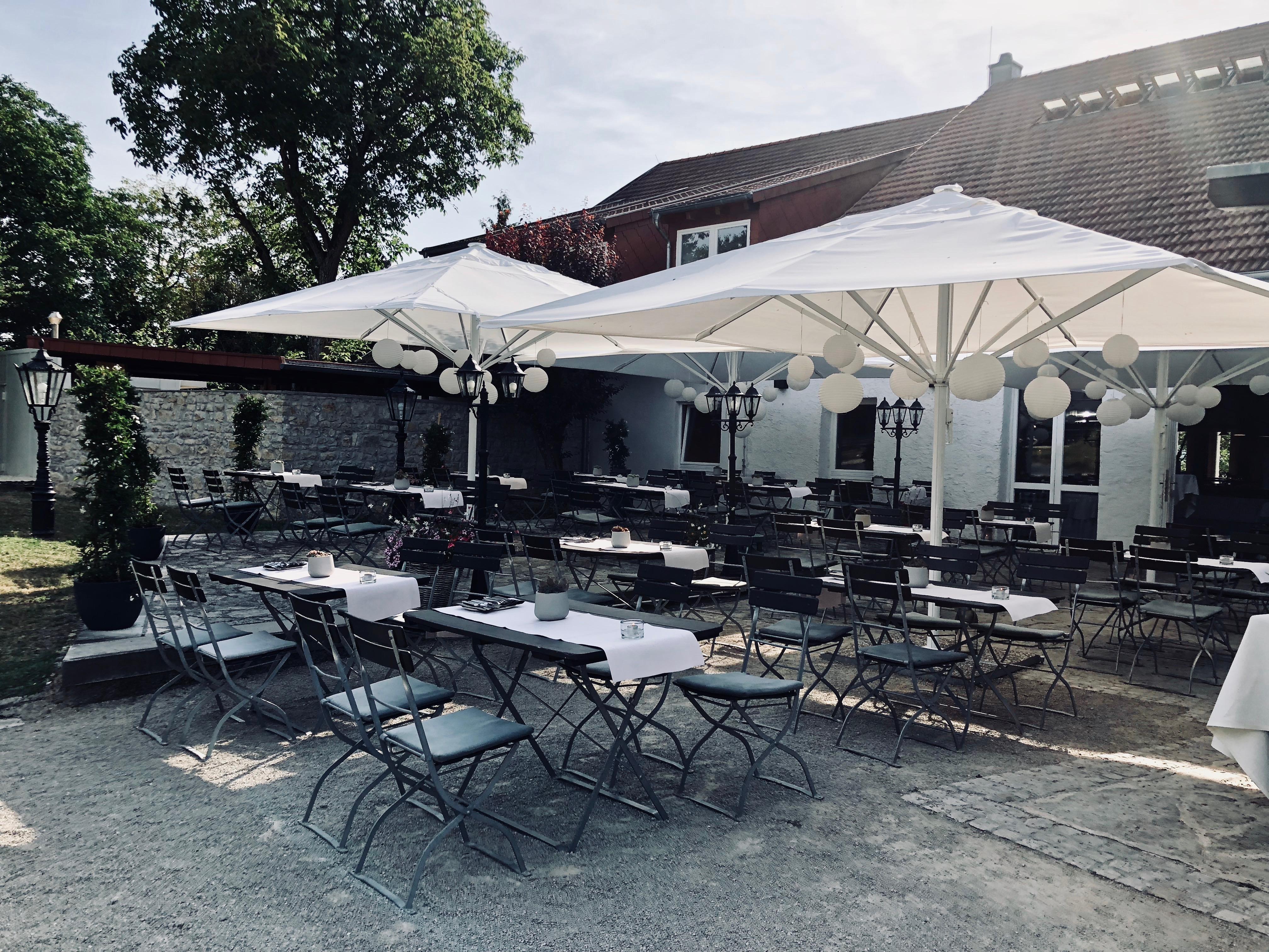 Victor's Residenz-Hotel Schloss Berg Restaurant die Scheune