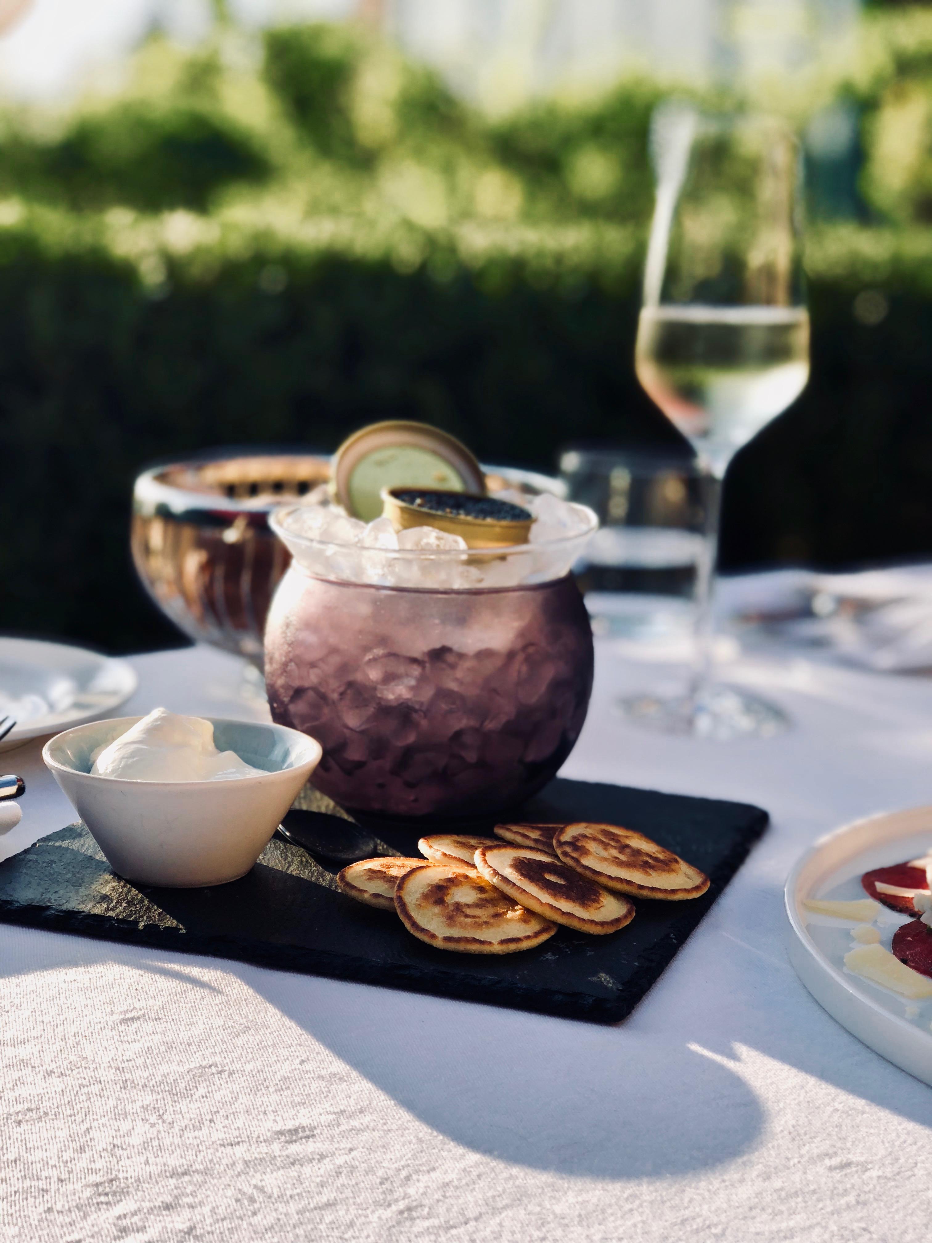 Victor's Residenz-Hotel Schloss Berg Restaurant Bacchus