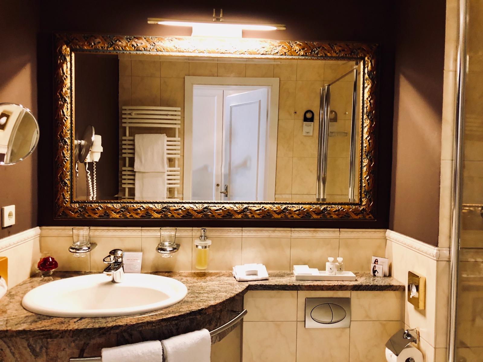 Victor's Residenz-Hotel Schloss Berg Superior Zimmer