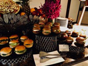 Banyan Tree Bangkok Club Lounge Afternoon Tea