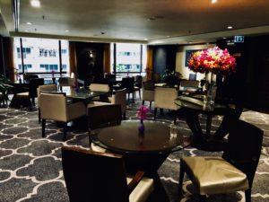 Banyan Tree Bangkok Club Lounge