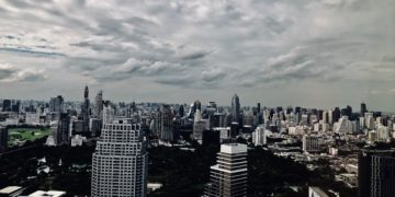 Banyan Tree Bangkok Serenity Club Room View