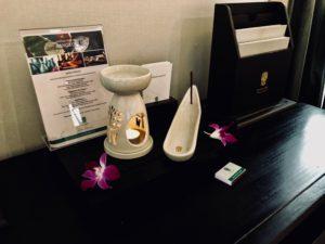 Banyan Tree Bangkok Serenity Club Room