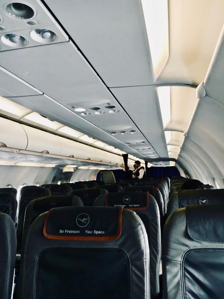 Der schlechteste Flug der Welt Frankfurt - Pune