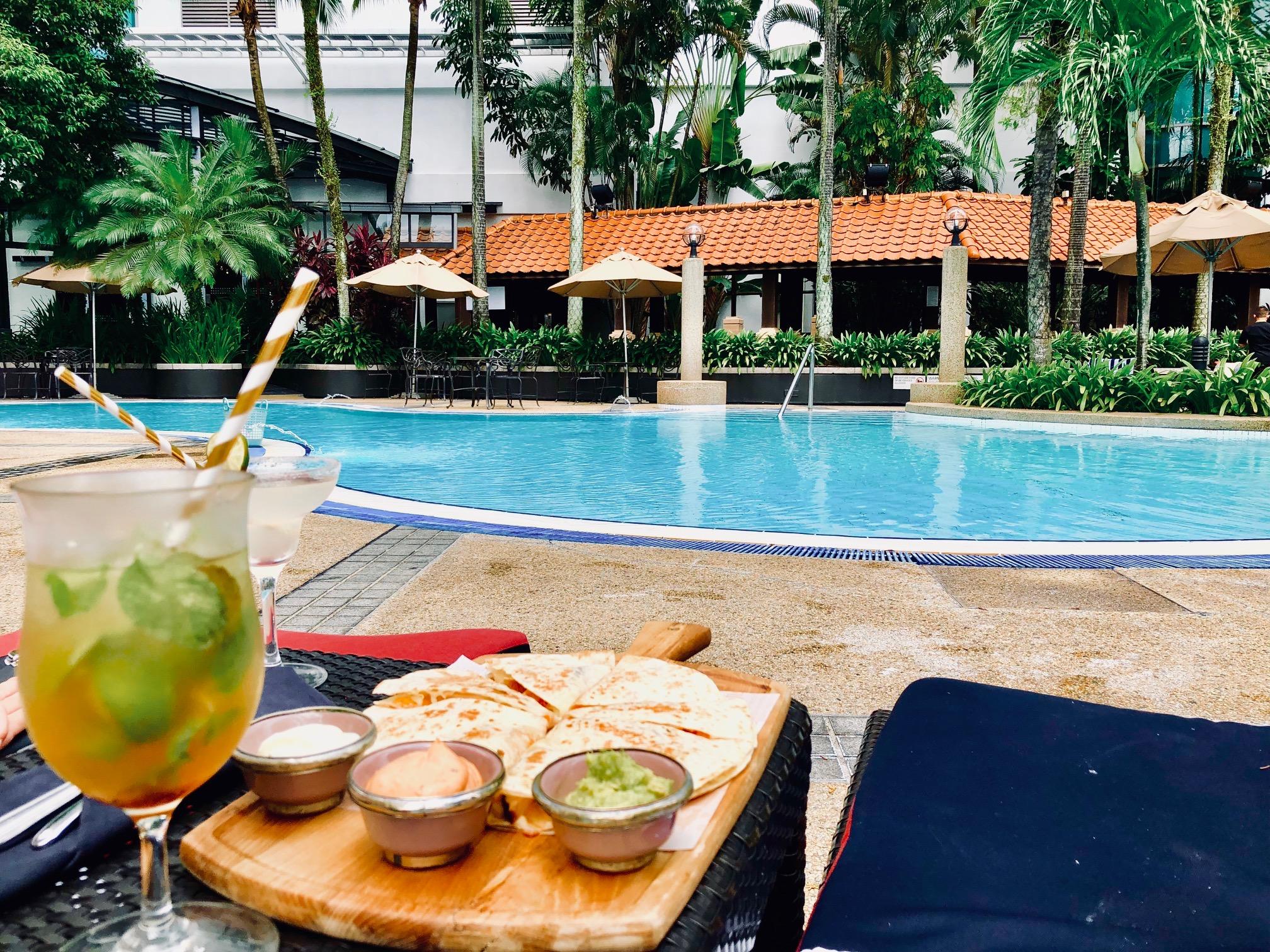 Le Meridien Kuala Lumpur Pool
