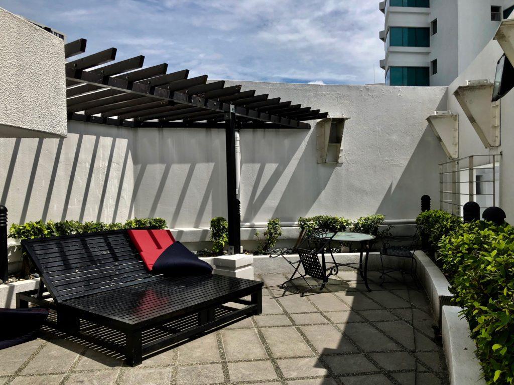 Le Meridien Kuala Lumpur Terrace Suite