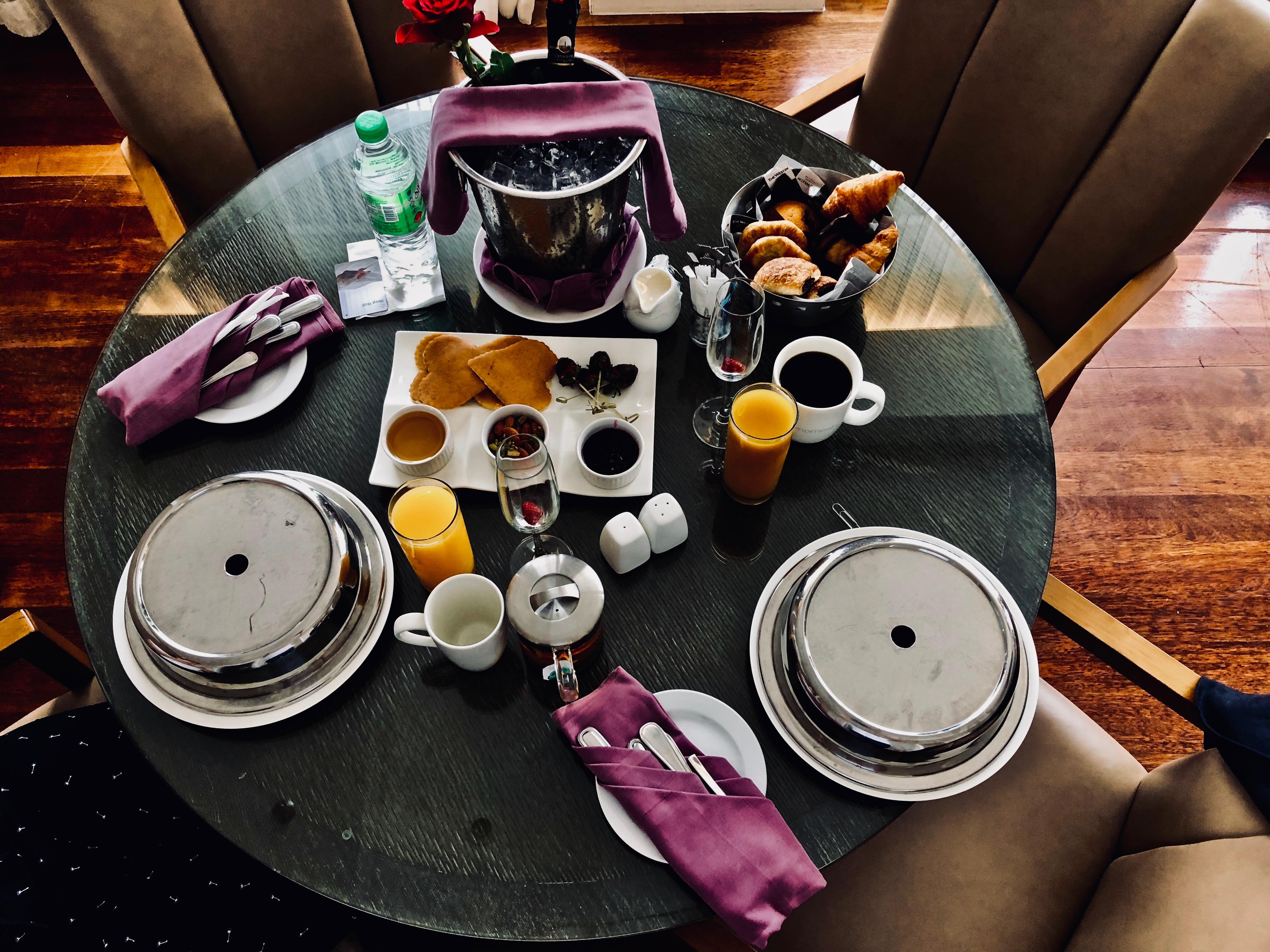 The Westin Langkawi Resort Frühstück