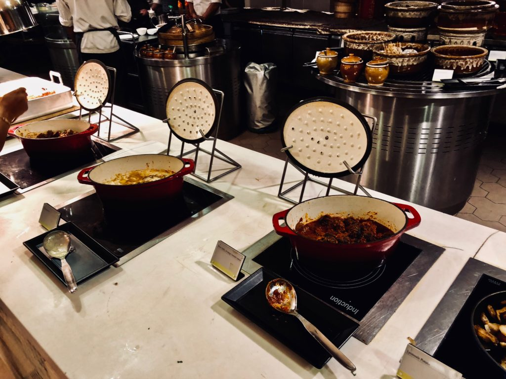 The Westin Langkawi Resort Seafood Buffet