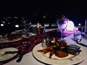 The Westin Langkawi Resort Spa by night dinner