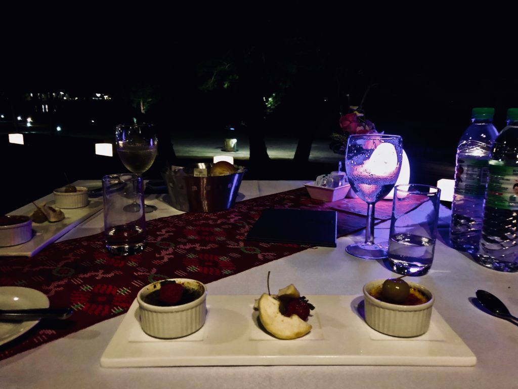 The Westin Langkawi Resort Spa by night dinner