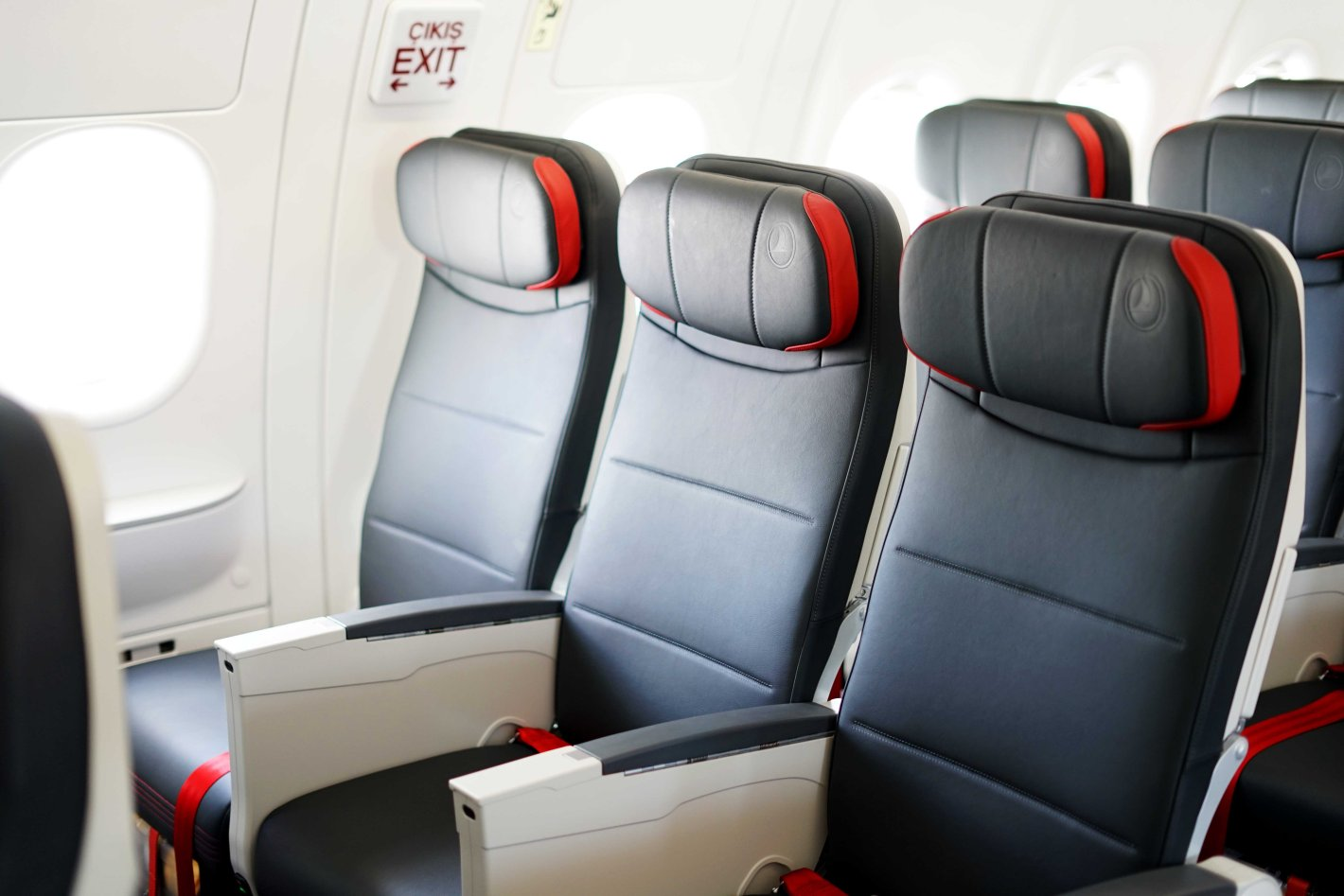 Turkish Airlines Airbus A321neo Economy Class