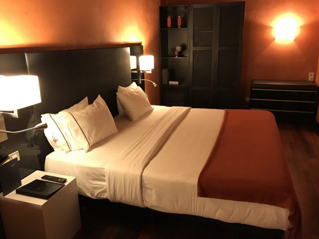 Hotel Palacio De Santa Paula Superior Zimmer
