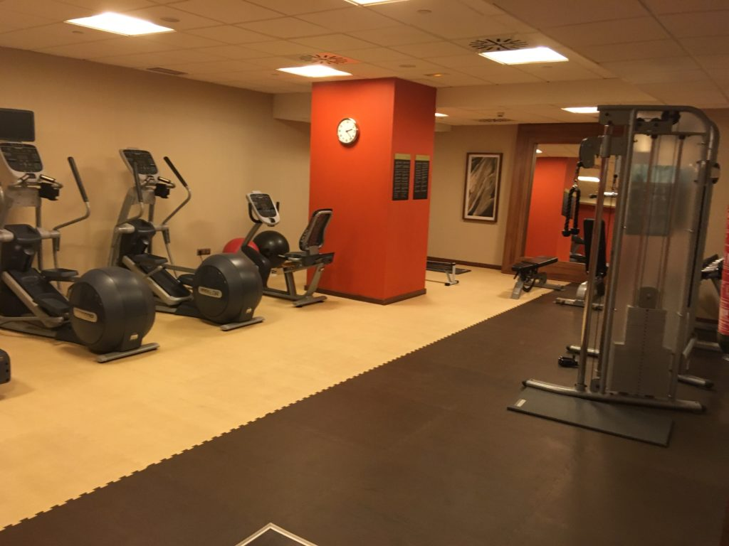 Hilton Garden Inn Sevilla Fitness