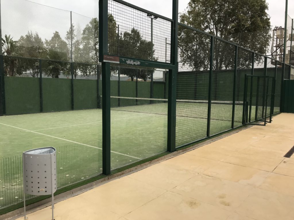 Hilton Garden Inn Sevilla Tennis