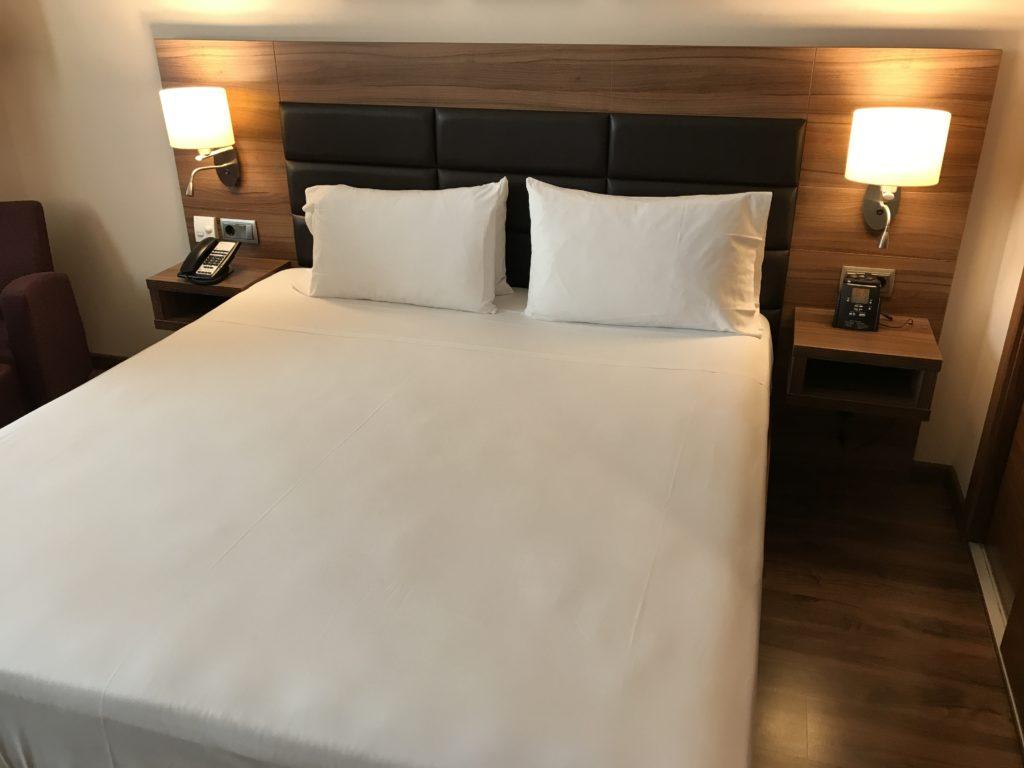 Hilton Garden Inn Sevilla Zimmer